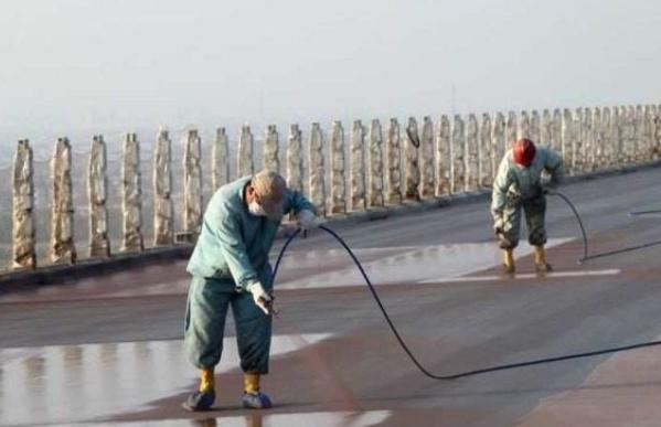 低价供应 纤维增强型桥面防水涂料 桥面防水粘结剂 厂家供货示例图1