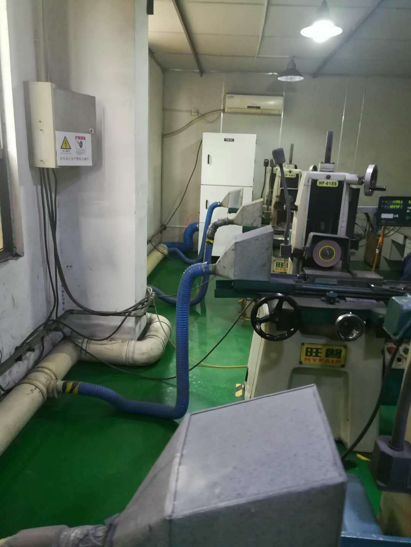 平面磨床集尘机 15kw集尘机 集尘机生产厂家示例图8