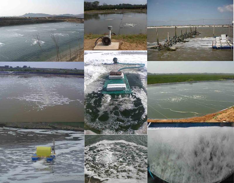 虾、鱼、蟹养殖增氧高压风机/旋涡风机厂家/高压旋涡气泵示例图1
