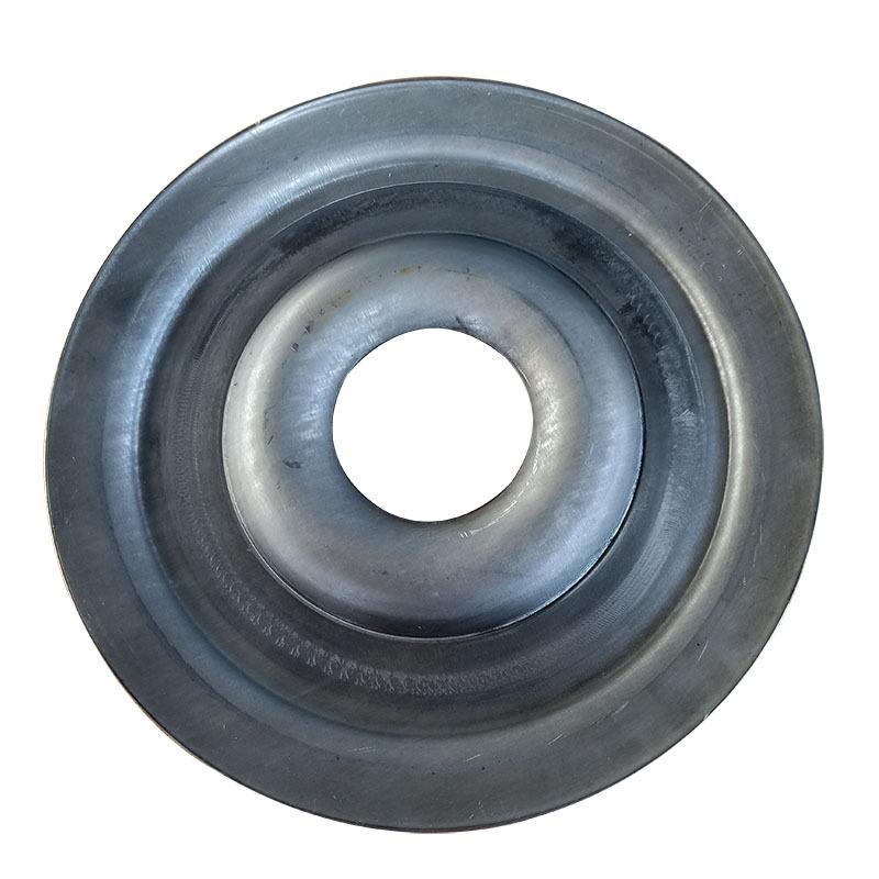 厂家直销熟铁轮单槽劈开式皮带轮尺寸精准外观精致质量保证示例图1