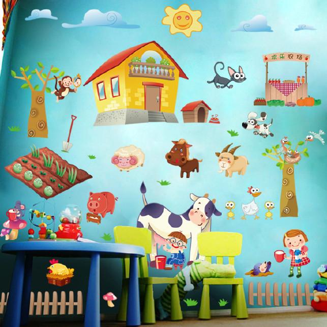 幼儿园房子卡通图片_儿童画房子图片大全简单漂亮