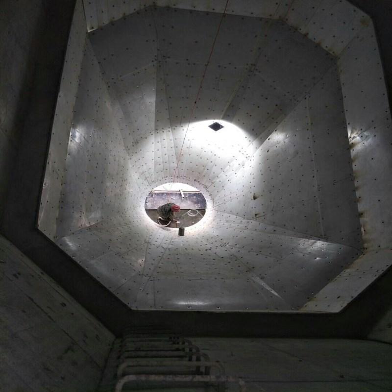 廠家直銷煤倉襯板 超高分子量聚乙烯煤倉襯板耐磨生產廠家示例圖5