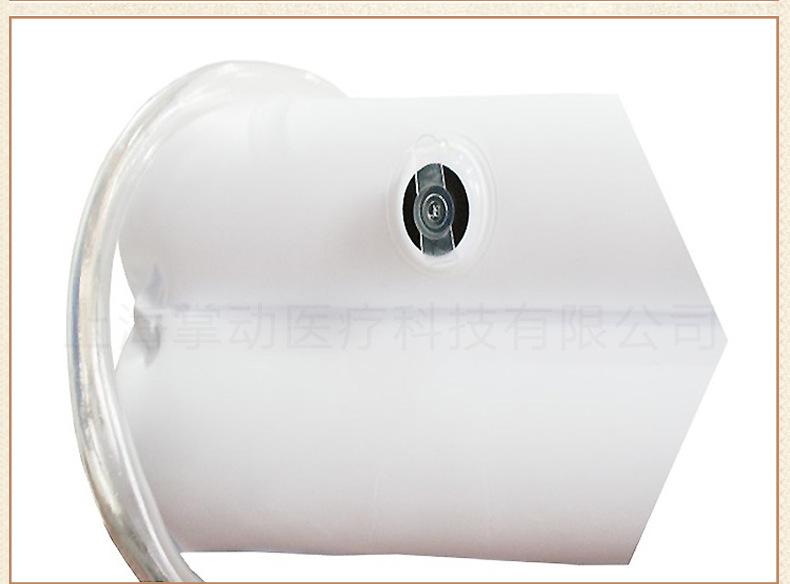 供应卧床洗浴槽 充气式床上洗澡盆瘫痪老人清洁(床仅供展示)示例图12