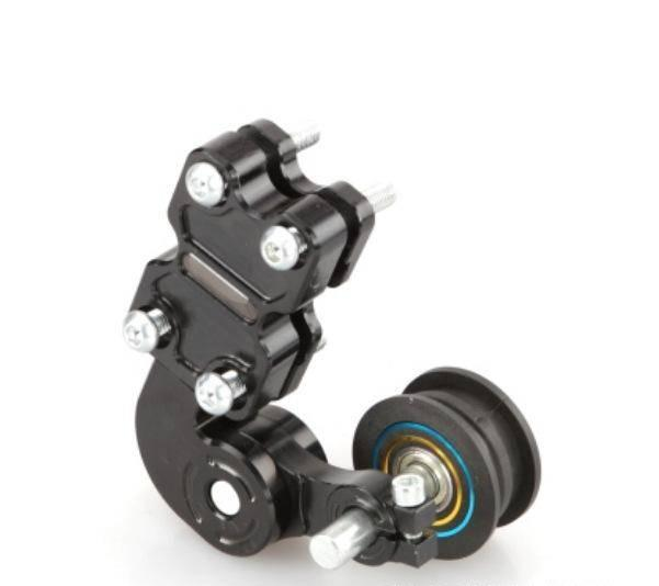 摩托车改链条结构调节器摩托车改装件装饰件塑胶玩具自动机图片