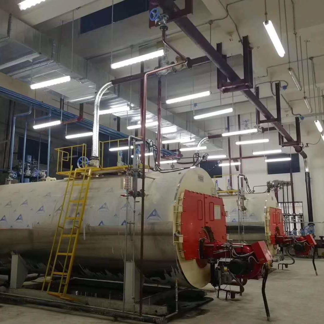 厂家直供WNS4燃气蒸汽锅炉,热水锅炉,太康四通锅炉
