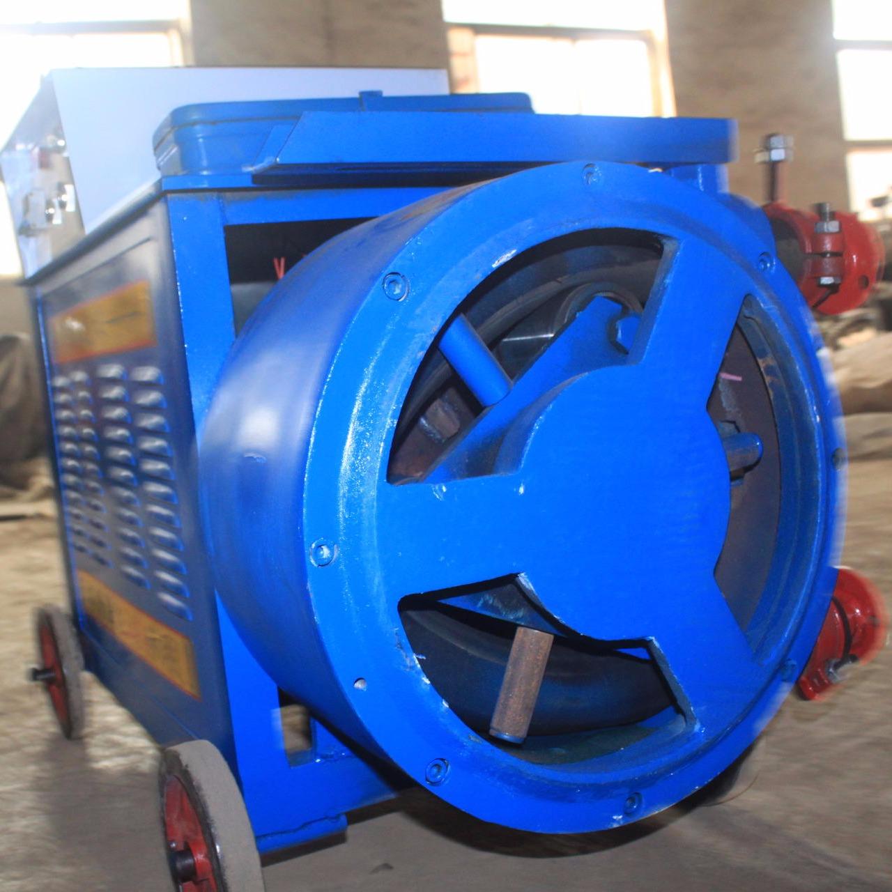 四川精恒擠壓式注漿泵WJB-3/100  結構簡單,使用方便;壓力大,功效高
