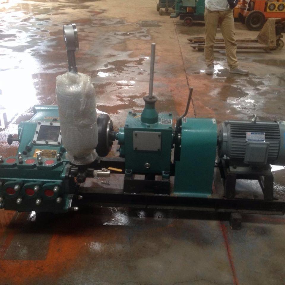 廣東水泥注漿泵BW150  節省能源、結構緊湊、體重輕、效率高、經久耐用、操作安全