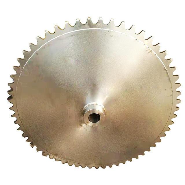 任丘少鹏链轮 单排链轮 高品质链轮 输送机链轮 45号钢工业链轮