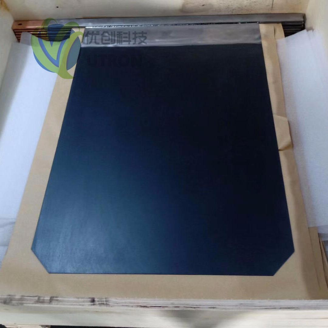 电解提铜用氧化铱涂层钛阳极板 钛涂氧化铱电极板 优创科技 电沉积金属用钛板阳极