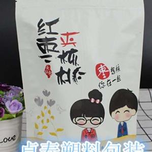 东光县卓泰塑料包装枣夹核桃包装袋A枣夹核桃包装袋定制