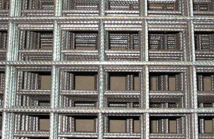 8毫米丝经,1515厘米孔,建筑桥梁用,建筑墙体用钢筋网片示例图3