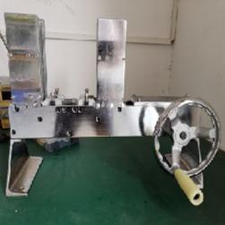 厂家供应 低频变压器插片机 晟华 变压器ei插片机