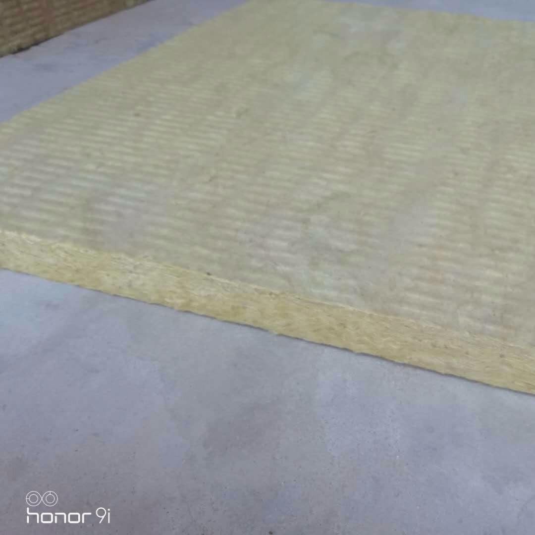 洛克德厂家供应6公分外墙玄武岩憎水保温岩棉板生产