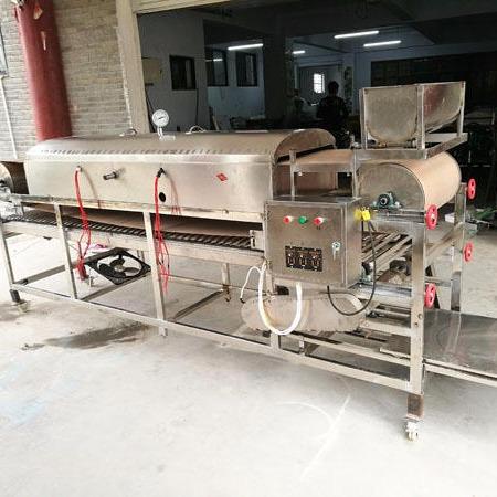 凉皮机器 不锈钢蒸汽凉皮机  TL500型万年红多功能圆形凉皮机设备配置