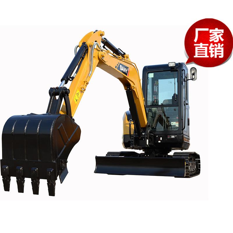 35挖掘机 三一SY35挖掘机 农用就用三一挖掘机三一挖掘机价格表