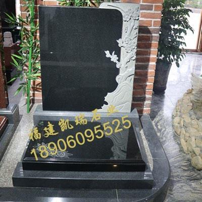 惠安凱瑞石業墓碑廠家直銷批發藝術墓碑 公墓陵園墓碑 生態型節地墓碑