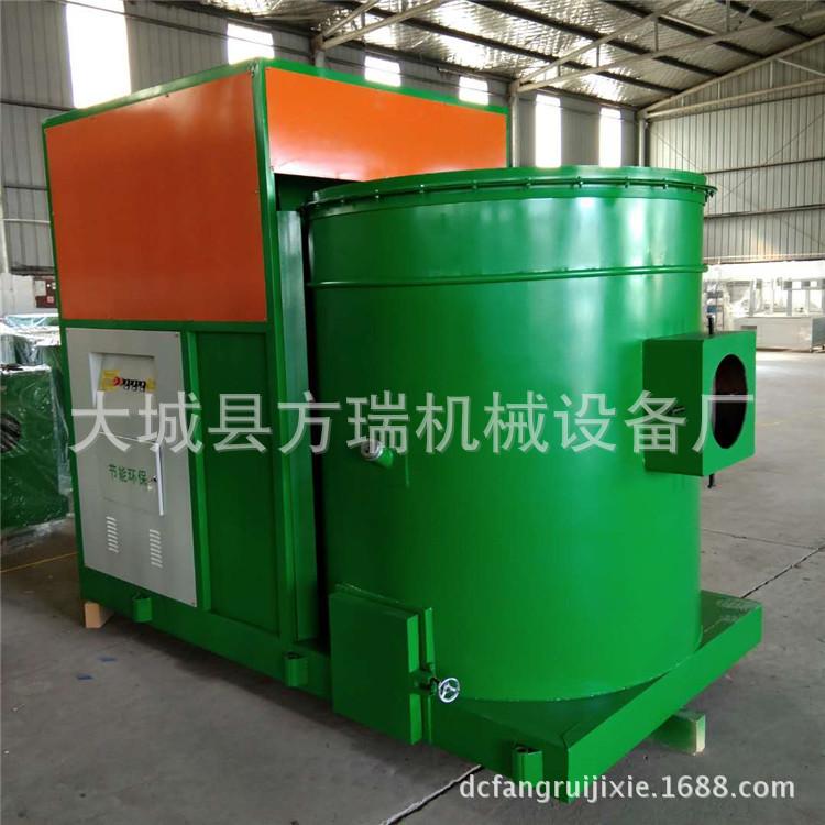 适用于蒸气采暖热水导热油锅炉生物质燃烧机 立式风冷燃烧机示例图6