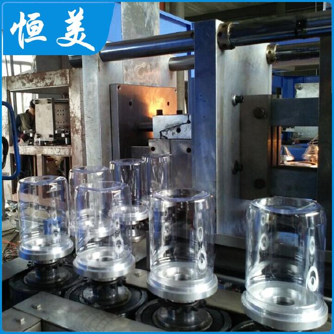 厂家供应全自动吹瓶机 pet吹瓶机 易拉罐等多种塑料瓶制造机器图片