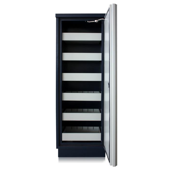 工厂硬盘光盘防磁柜消磁柜U盘CD影像档案防震防磁柜数据柜资料柜