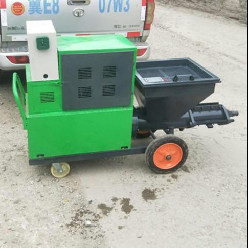 新型水泥砂浆喷涂机 内外墙砂浆喷涂机 多功能快速水泥砂浆喷浆机