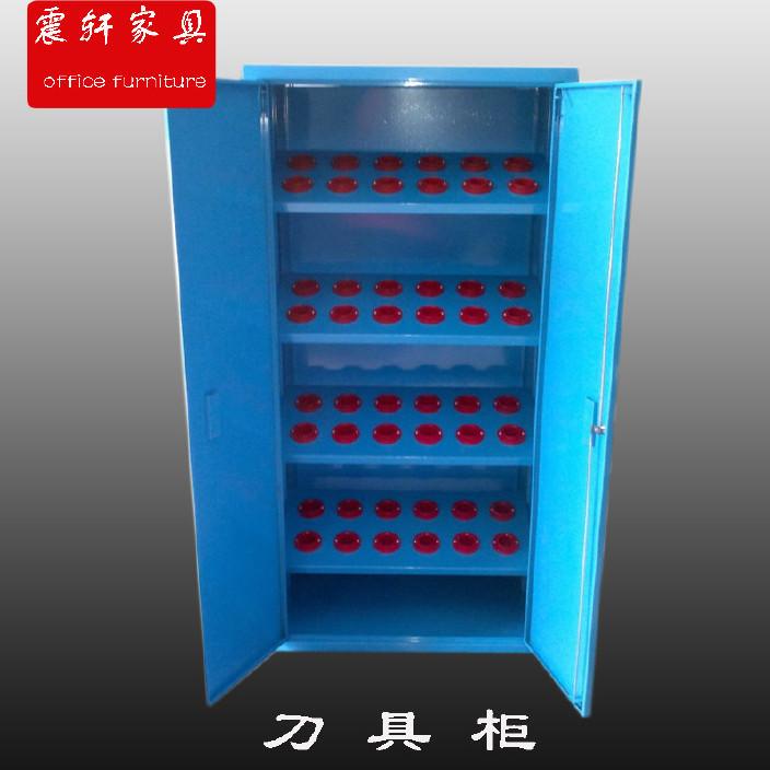 上海刀具储存柜加工车间刀具柜 定做双开门刀具柜 车间多功能刀柜图片
