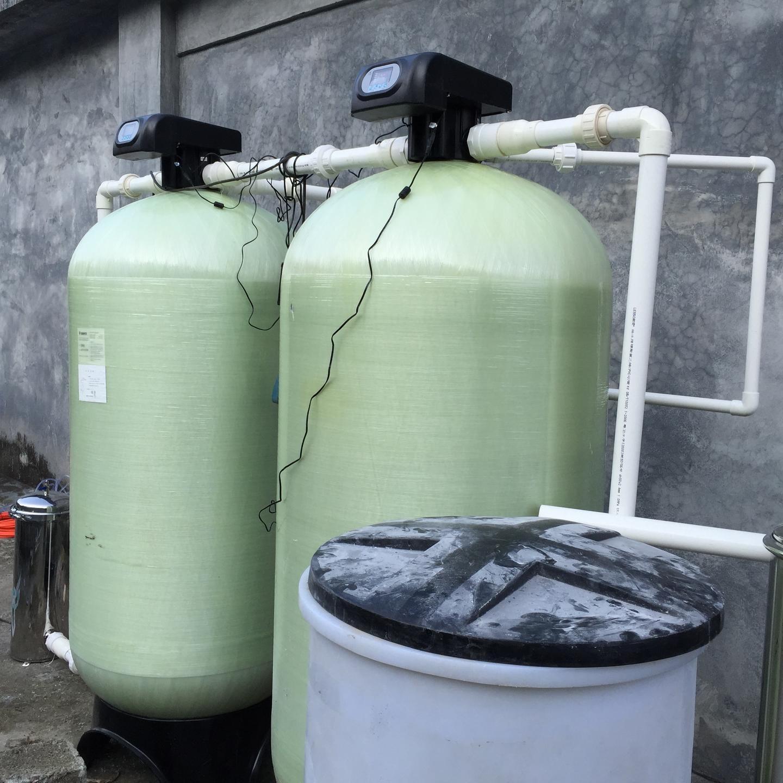 带路环保 锅炉软水器软化水 锅炉软化水树脂 20t锅炉软化水 锅炉软化水处理 10t锅炉软化水图片