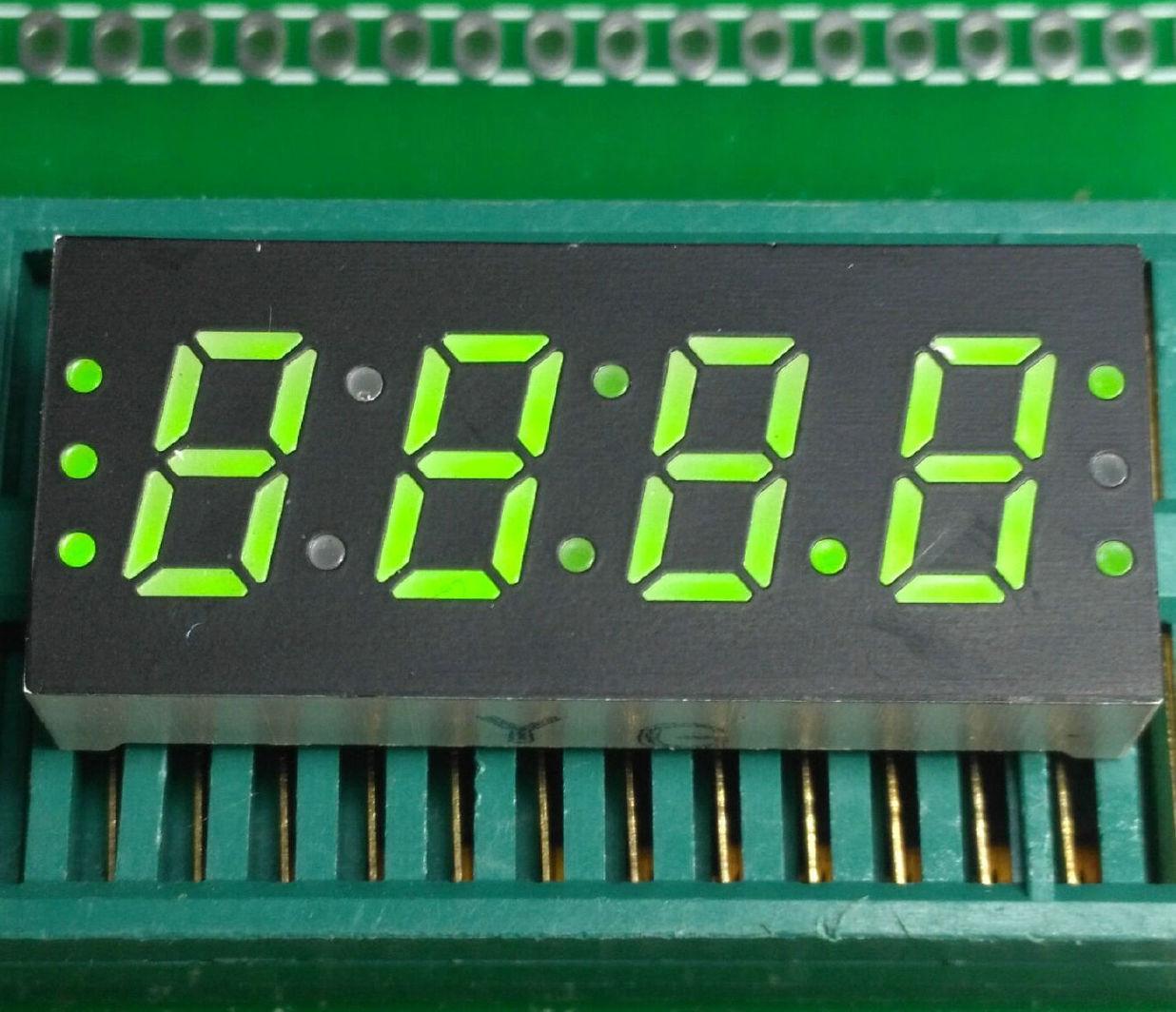 大量生產0.3英寸四位數碼管LED數碼管紅色數碼管共陰共陽數碼管
