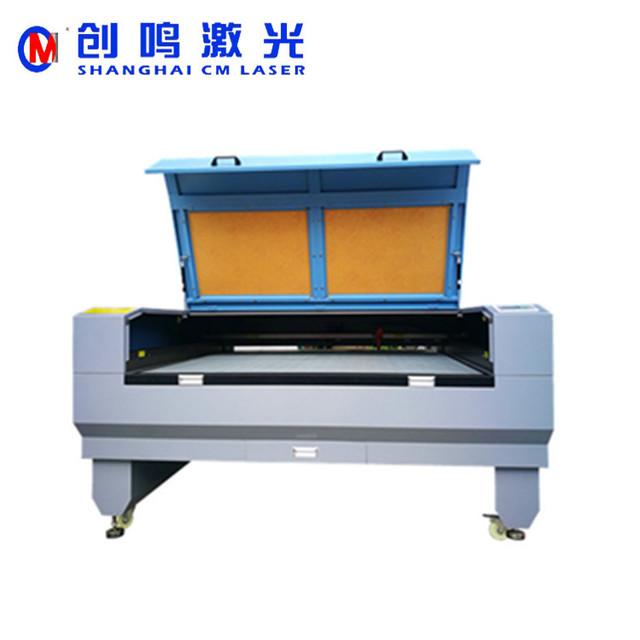 雕刻機1810單頭雙頭激光切割機 自動攝像掃描切割機 皮革激光切割機