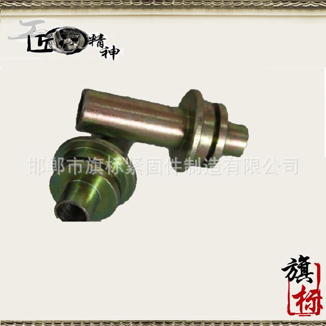 N品质保证 成套汽车轮胎螺栓 紧固件 轮毂螺丝 滚花螺栓 产地直销