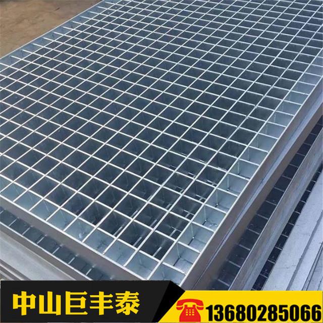 汕头厂家定制钢格栅 排水沟盖板下水道耐腐钢格板 热镀锌钢格板