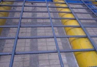 8毫米丝经,1515厘米孔,建筑桥梁用,建筑墙体用钢筋网片示例图4