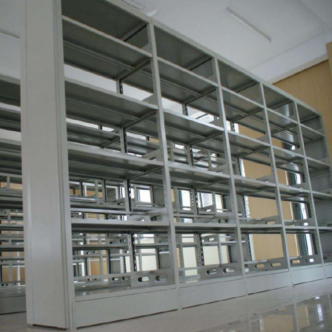 学校双面书架 图书馆书架 钢制书架 厂家直销 按需定制