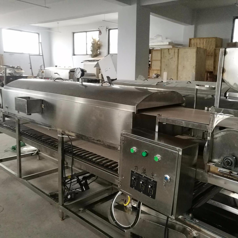 米皮機器 全自動米皮機廠家  萬年紅蒸汽米皮機設備銷售商