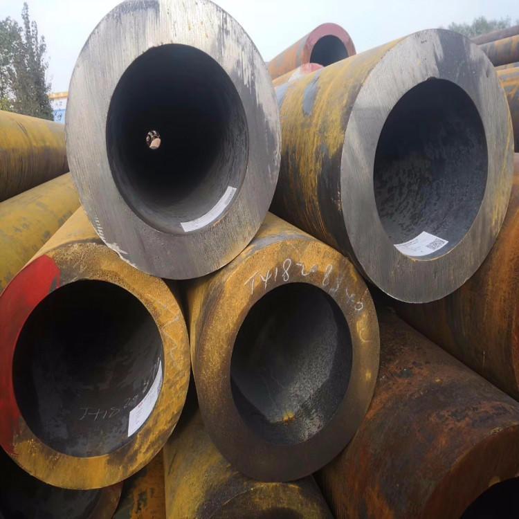现货供应12CrMoVG高压无缝钢管 电厂锅炉专用合金管 5310大口径高压锅炉管 切割零售