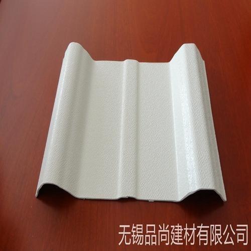 批发优质塑料瓦耐老化 PVC塑料瓦厂家 钢结构厂房PVC塑钢瓦