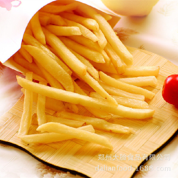 供应批发 薯条 冷冻薯条 土豆条 麦肯178直薯条