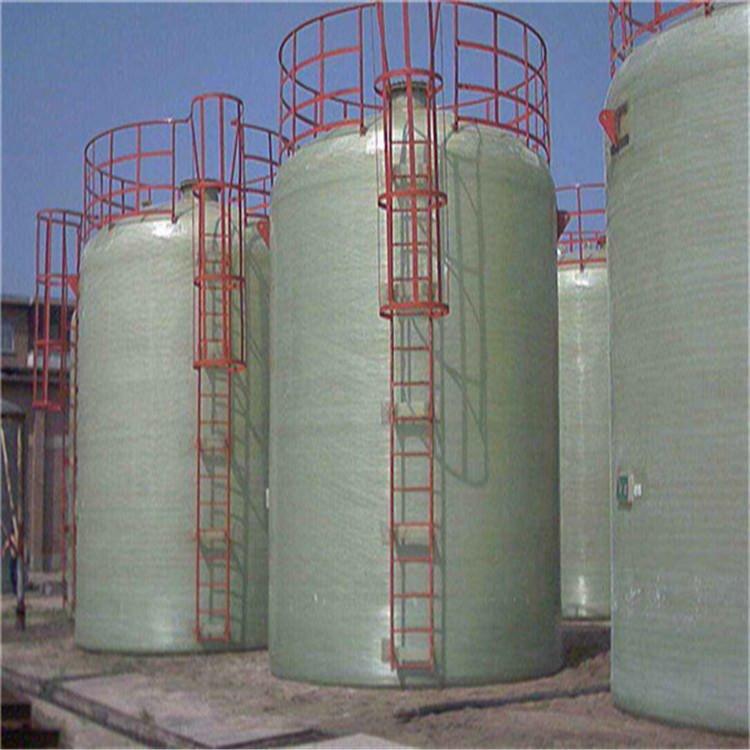 玻璃钢储存罐 玻璃钢立式缠绕硫酸镁罐 硫酸储罐 贮罐