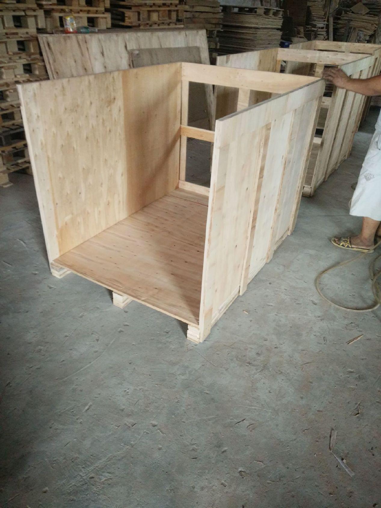 木包装箱的优点