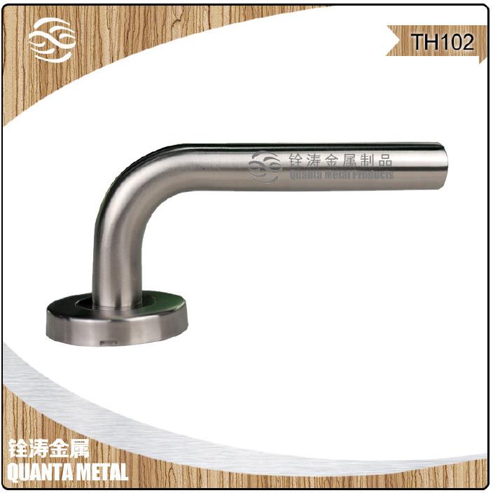 304不锈钢玻璃门拉手 大门拉手 浴室淋浴房