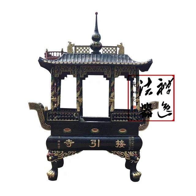 寺廟香爐廠家供應優質龍柱香爐鑄鐵龍柱兩層香爐,