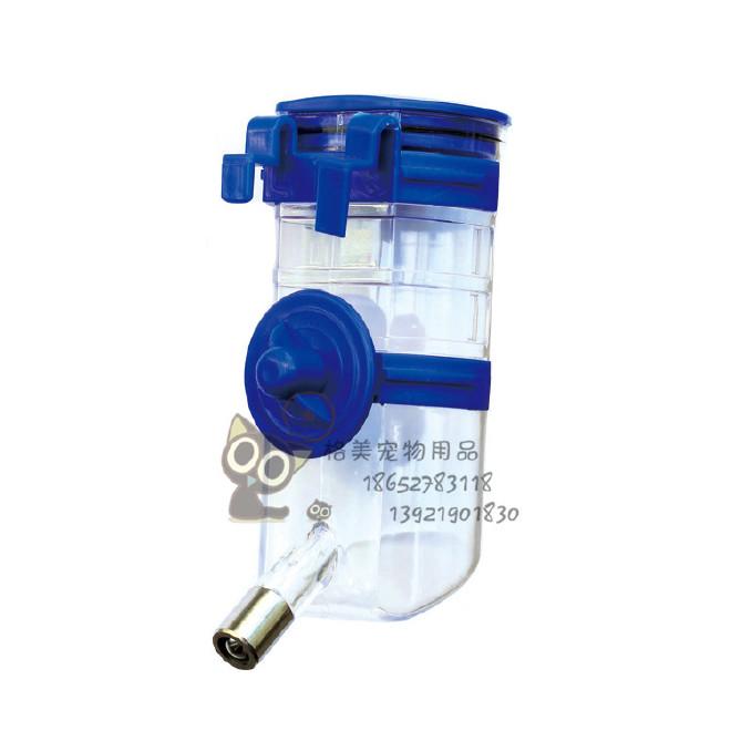 泰迪狗狗饮水器宠物饮水器 悬挂式宠物饮水壶笼内用喂水器