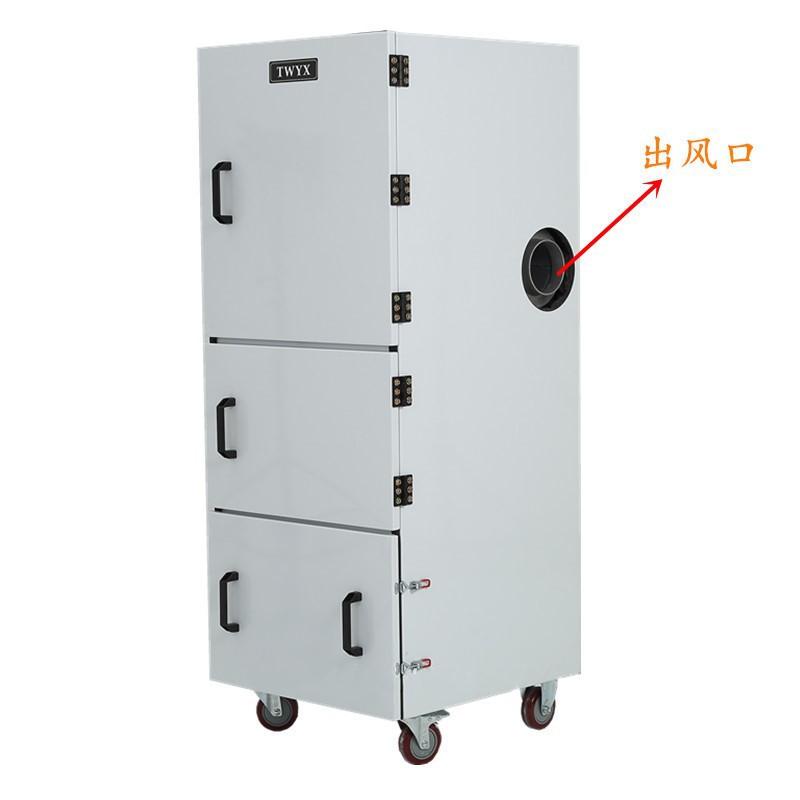 工业磨床吸尘器 1.5KW磨床粉尘集尘机 率磨床集尘器*示例图9