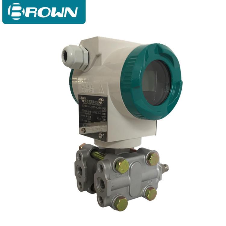 布朗BRE33電容式壓力變送器 智能壓力變送器 單晶硅差壓變送器