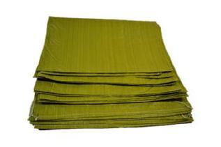 发上海编织袋批发普黄色65*110蛇皮袋打包袋子中厚装粮食包装袋示例图13