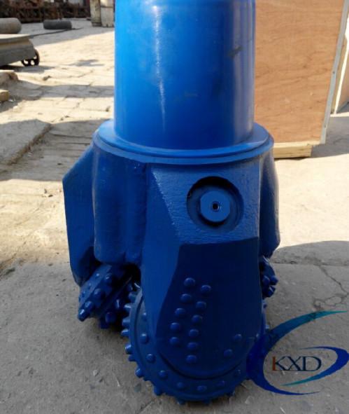 油井、水井用12 1/4寸 三牙轮镶齿钢齿钻头厂家价格电联