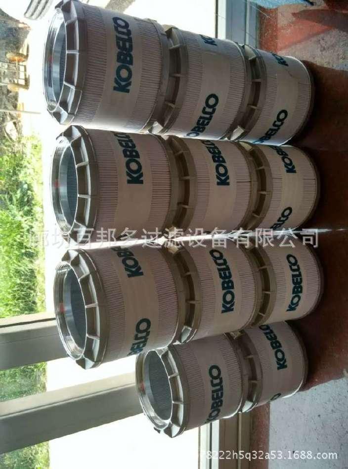 廠家直銷挖掘機配件液神鋼200-8神鋼雙節液壓油濾芯圖片
