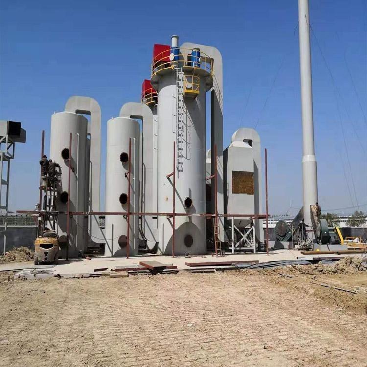 砖瓦厂湿电除尘设备  专业生产湿电除尘设备 京城 车间除尘器 湿电除尘器生产厂家