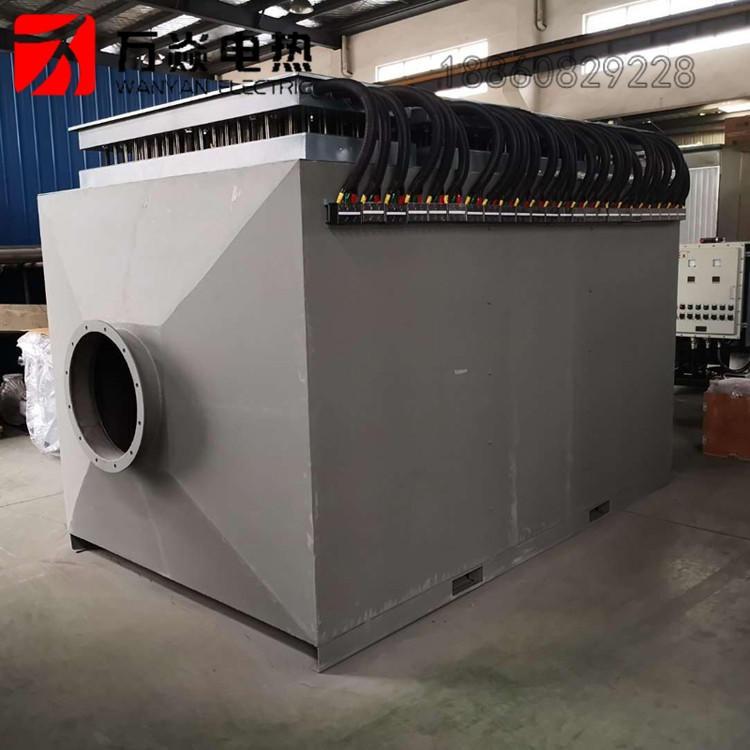 电热风机加热器 矿井空气加热机组 1-1000KW定制