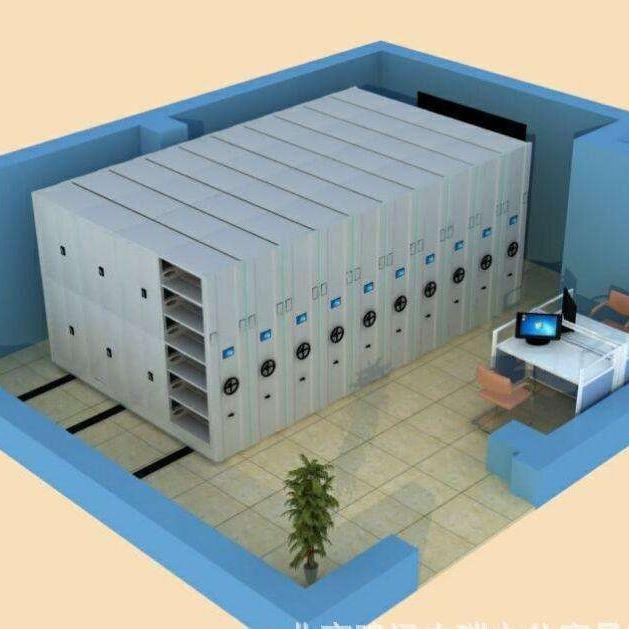 专业生产智能密集柜、智能密集书架