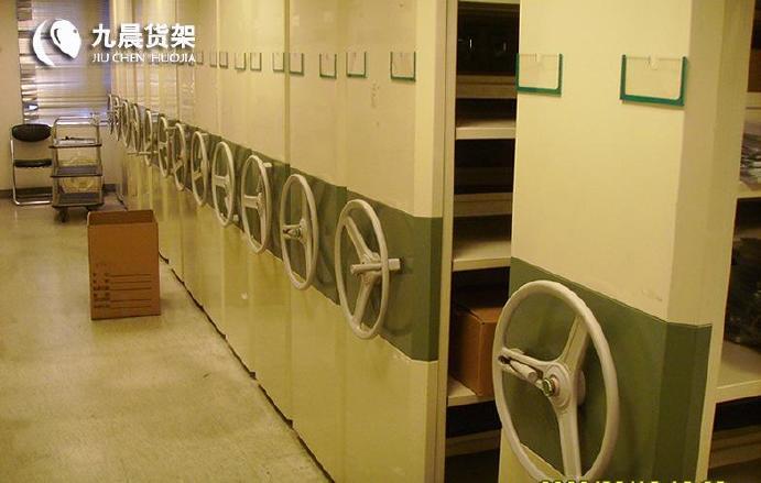 广东仓储香港办公室三亚密集海口档案智能移动云浮资料文件铁皮柜示例图10